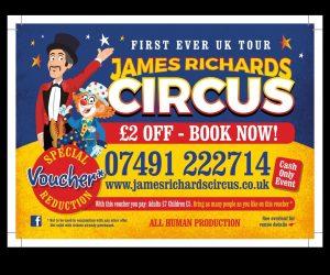 circus voucher